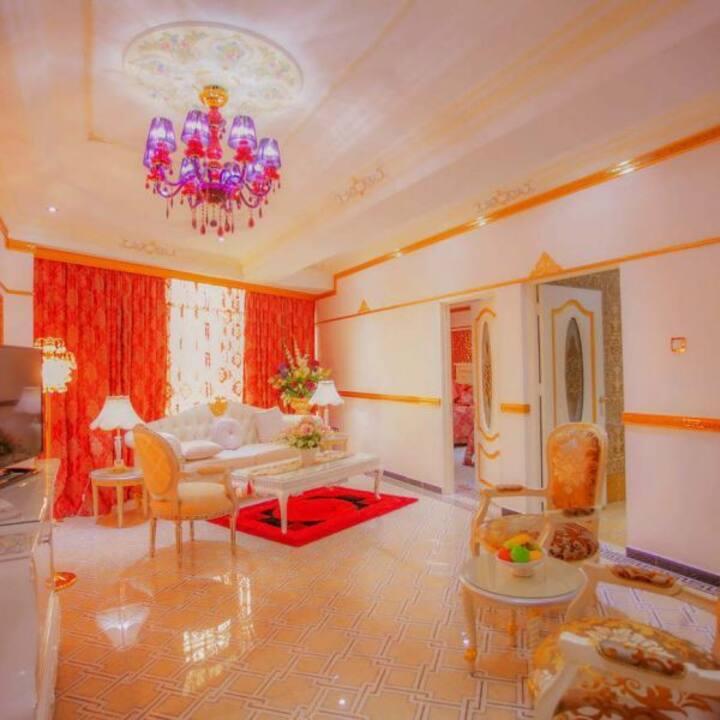 Luxury Family Apartment Suite