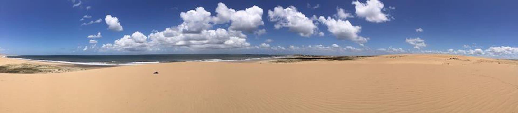 Habit. privada a pasos de la playa - Ciudad de la Costa - House