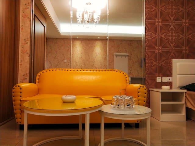 蓝鸦公寓2:低调而奢华,简洁而不简单