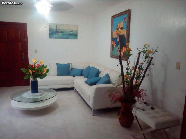 Apartamento completo para familias o pequeño grupo - Santo Domingo - Apartamento