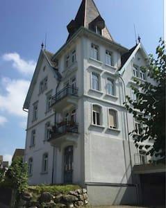 Helles Zimmer in Jugendstilhaus - Herisau - Apartment