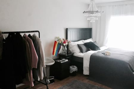 Gorgeous Hotel Bed Room Like - Experience the best - Helsinki - Daire