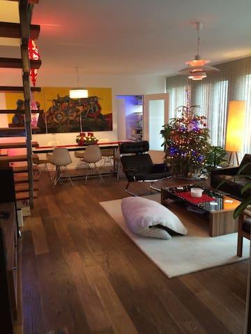 Imagine Berlin...!! - Berlin - Loft