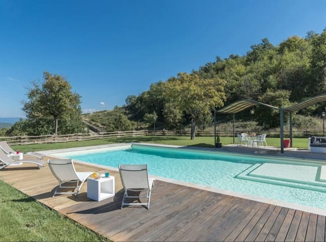 Villa Galearpe with Pool at Exclusive Use!
