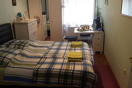 Feel fine bedroom in a 2-room flat - Apartment