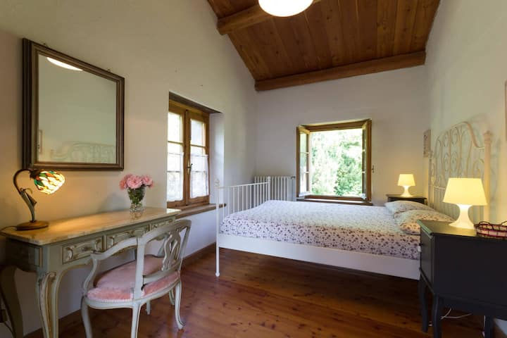B&B Moneia - camera Rosa