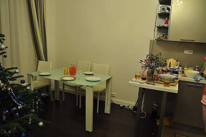 Уютное жилье в Словенской деревне - Mala Vas - Apartamento