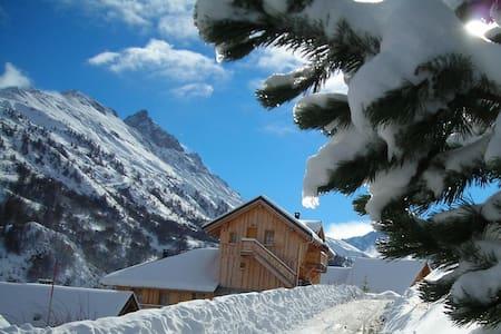 Chalet Montagnard au calme - Valloire - Chalet - 1