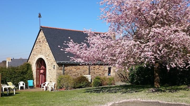agréable petite maison bretonne