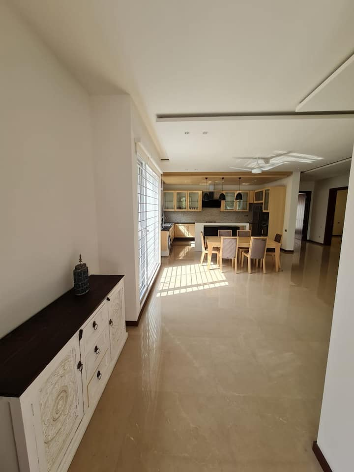 Fully Furnished Ground Portion F-7/1 Islamabad