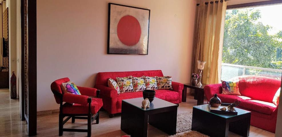 Homestay 3Bhk in Sec21