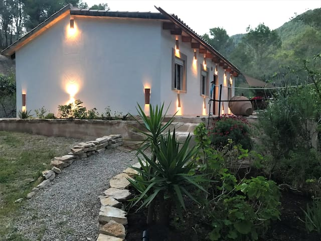 Eingangsbereich zur Casa