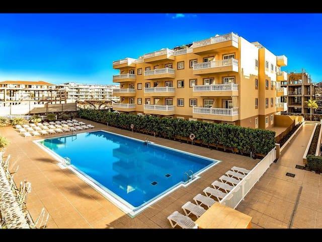 Palm-mar Dreams great Duplex Penthouse in Tenerife
