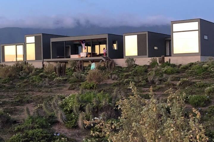 Amplia y Cómoda casa en Huentelauquen