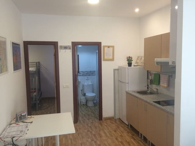 LOW COST COUCHSURFING ARE WELCOME - Córdoba - Apartment