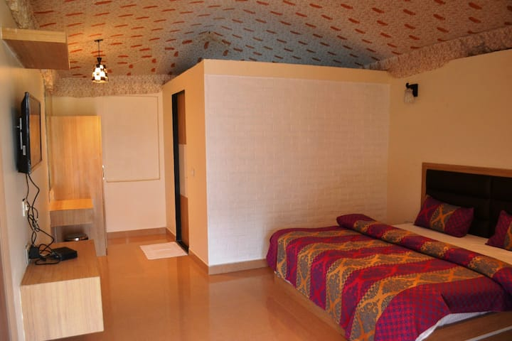 Virat Resort Mountain View Deluxe Room