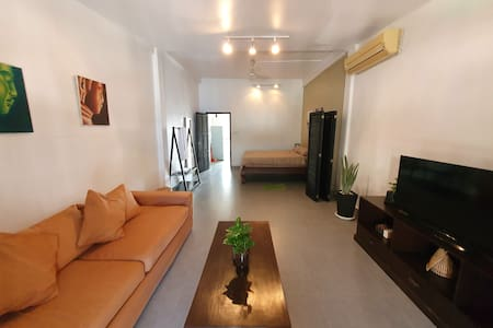 Cozy Studio near Royal Palace and Chaktomuk River