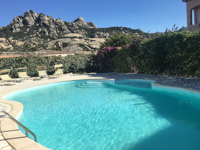 PORTO CERVO FLATS HOLIDAY WITH POOL Appartamento18