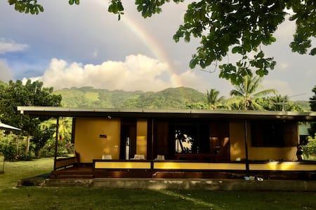 Rainbow Beach house (Lagoon Room)