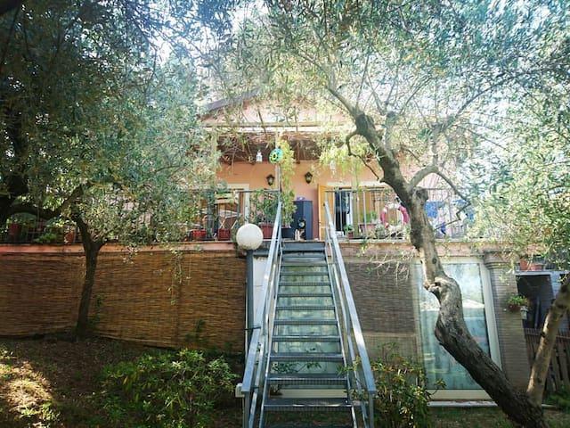 Chalet nido natura su Roma