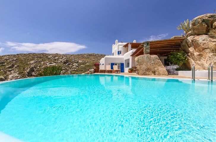 Mykonos Dream House (RockyCharm)