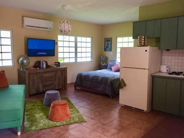 Stay in Skirt Yunque National Forest!WiFi/Netflix