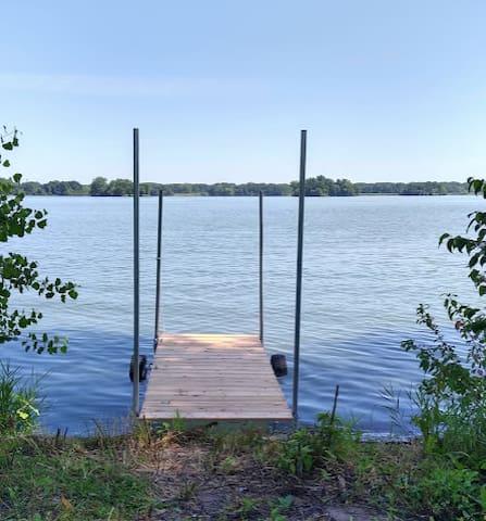 Lake home 3 bdrm