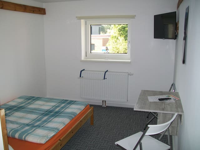 Claashoff-Privates Einzelzimmer - Tostedt - Guesthouse