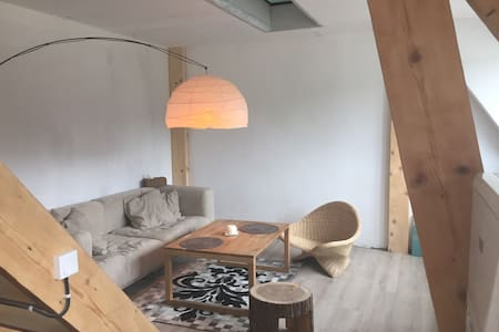 Nice duplex in the heart of the forest. - Wohnung
