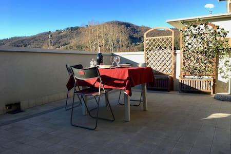 Attico appartamento in Bergamo zona stadio - Bergamo - Wohnung