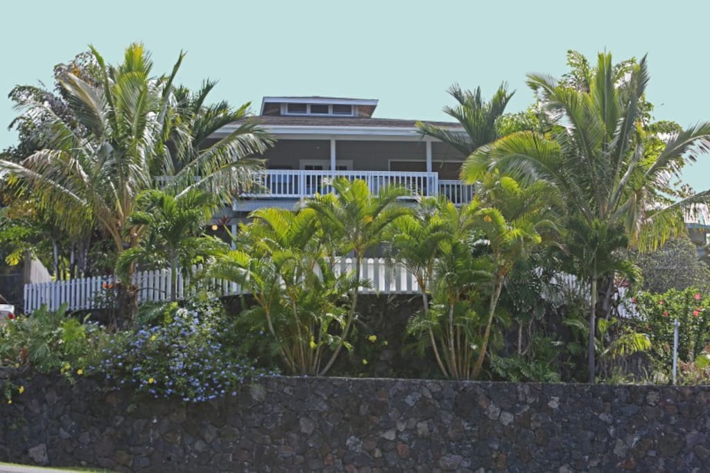 Street View of Front of House