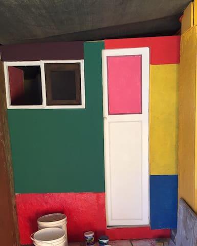 Habitacion 2 PERSONAS Hostel balneario Buenos Aire