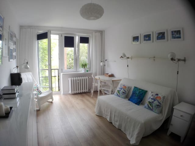 My place in Cracow