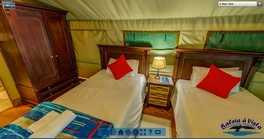Dolphin room  w/ aircon -Sleeps 4