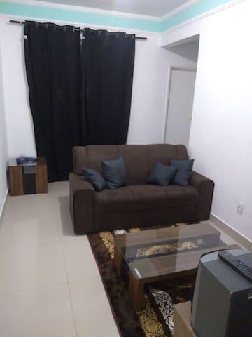 Apartamento com ótima localização a sua espera ...
