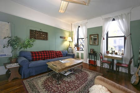 Room in the best 'hood in BK - Apartment