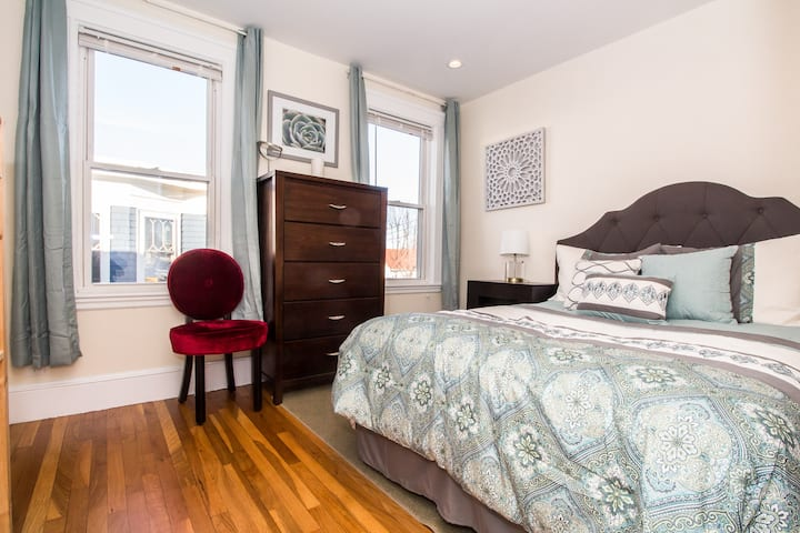 Fully Furnished Private Room Close to Harvard, MIT