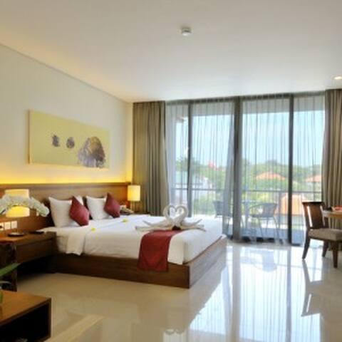 Ken's Penthouse in Taksu Hotel. - Denpasar Selatan - Departamento