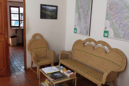 ALPA-K double with shared bathroom - Huaraz - Other