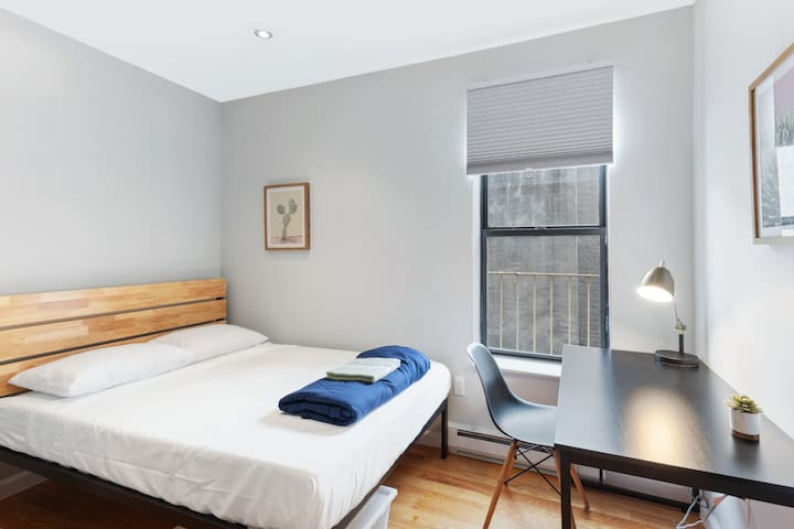 Brand new apartment next to Columbia University