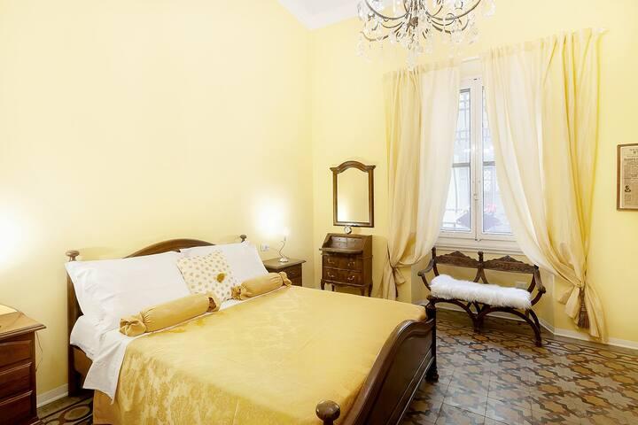 Deliziosa camera con bagno nel centro di Firenze