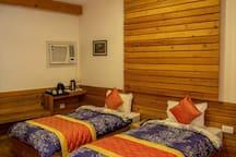 River Side Beautiful Resort With Himalaya View