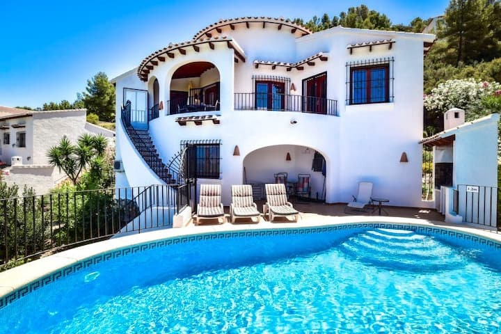 Magnifique Villa avec Piscine Privée