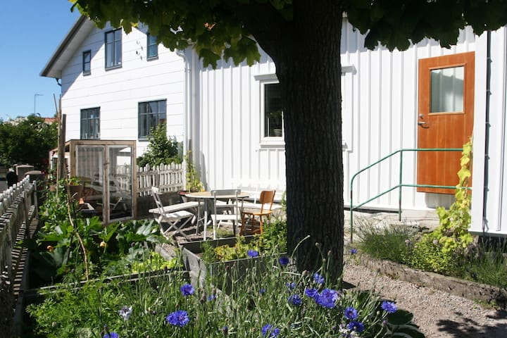 Archipelago house on Donsö island