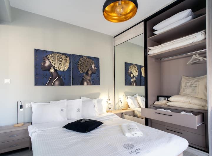 Salina Prenium Residences-Junior suite w/Parking