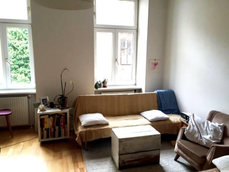 Relaxing-Thinking-Philosophing Corner