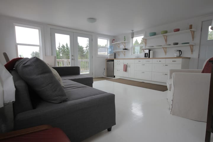 Seaforth Waterfront Retreat - Head of Chezzetcook - Huis