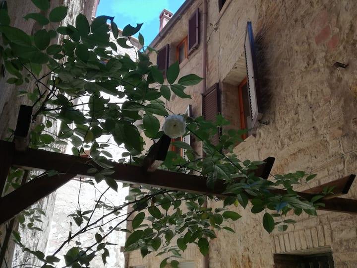 La Dimora Di Pienza Old Town. Free wifi.