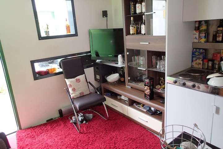 Comfortable one-room apartment - Munich - Apartment