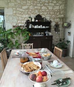 Chambre hôte propriété  viticole - Pineuilh - Hospedaria